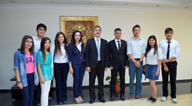 Başkan Şirin'den Turgutlulu Gençlere Çağrı