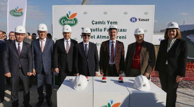 """""""Turgutlu`ya Çamlı Yem'den 50 Milyon TL'lik Yatırım..."""""""