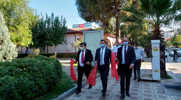 CHP'den açıklama O TOPLANTI Akp ilçe binasında değil