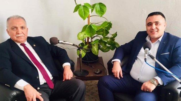 Eski MHP Milletvekili Orhan, Karataş'a Flaş Açıklamalarda bulundu
