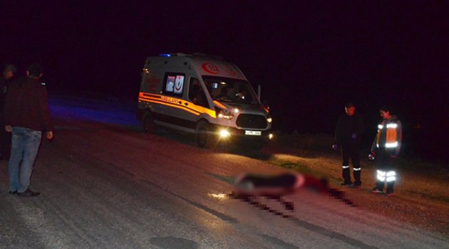 Korkunç cinayetle ilgili bir şüpheli gözaltına alındı