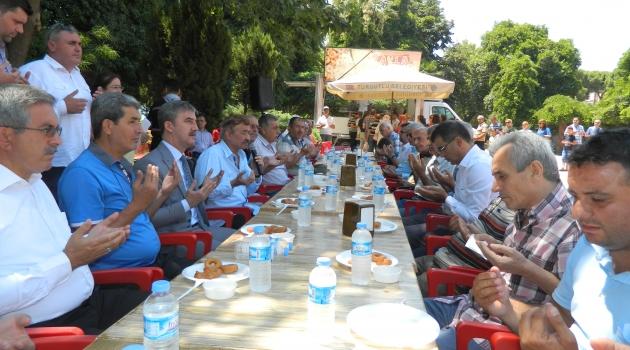 MHP'den demokrasi şehitleri için lokma hayrı