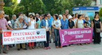 Turgutlu kadınlardan Erdoğana tepki