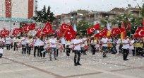 19 Mayıs Turgutlu'da Coşkuyla Kutlandı
