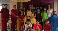 Çocuk Tiyatrocular Kanser Tedavisi Gören Arkadaşlarına Moral Verdi