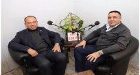 Başkan Akın Karataş'ın sorularını açık yüreklilikle cevapladı