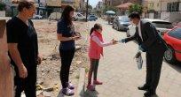 Turgutlu'da Kitaplar Çocuk ve Gençlerle Buluşmaya Başladı