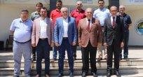 CHP Manisa Milletvekillerinden TUTSO'ya Ziyaret