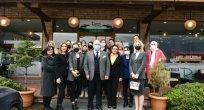 Turgutlu'da 'Kadın Girişimci Kredisi' Toplantısı Yapıldı